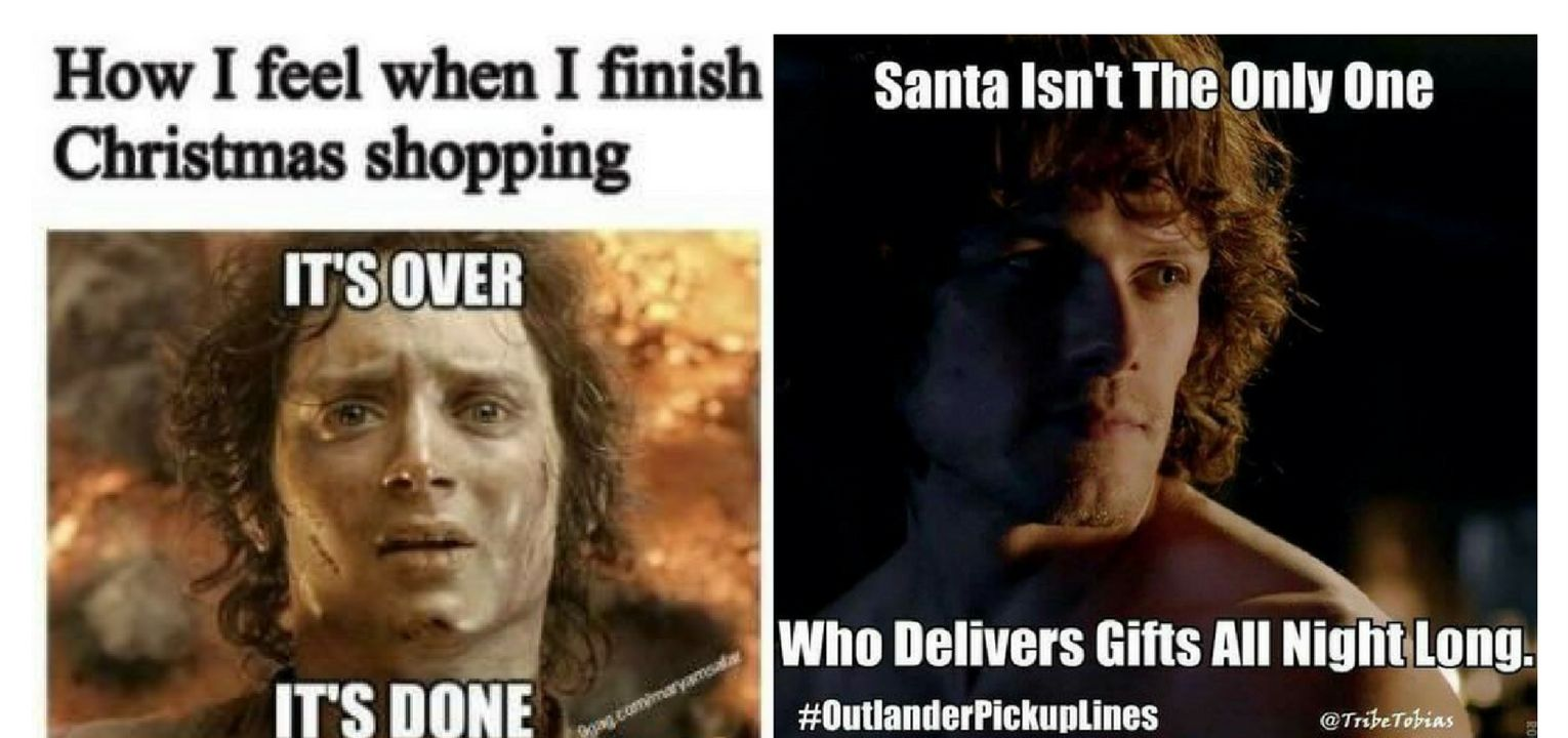 Christmas Memes.20 Hilarious Bookish Christmas Memes You Need To See