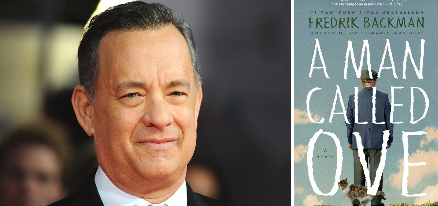 Tom Hanks To Star In New A Man Called Ove Movie
