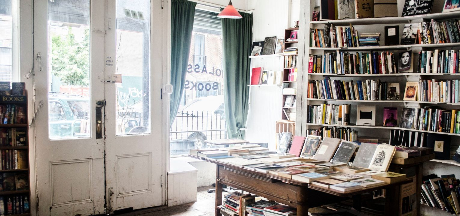 The Ultimate List of Local Bookstores 20 Must See Bookstores in ...