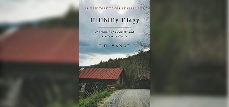 """Resultado de imagen para hillbilly elegy book"""""""