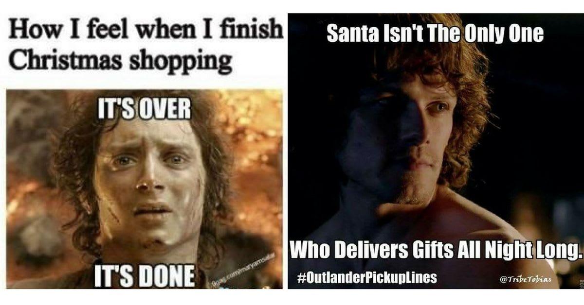 20 Hilarious Bookish Christmas Memes