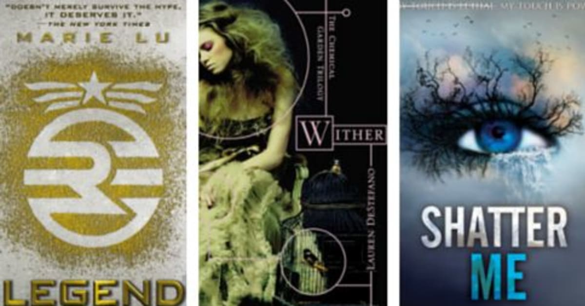 20 Series to Read If You Love 'Divergent'