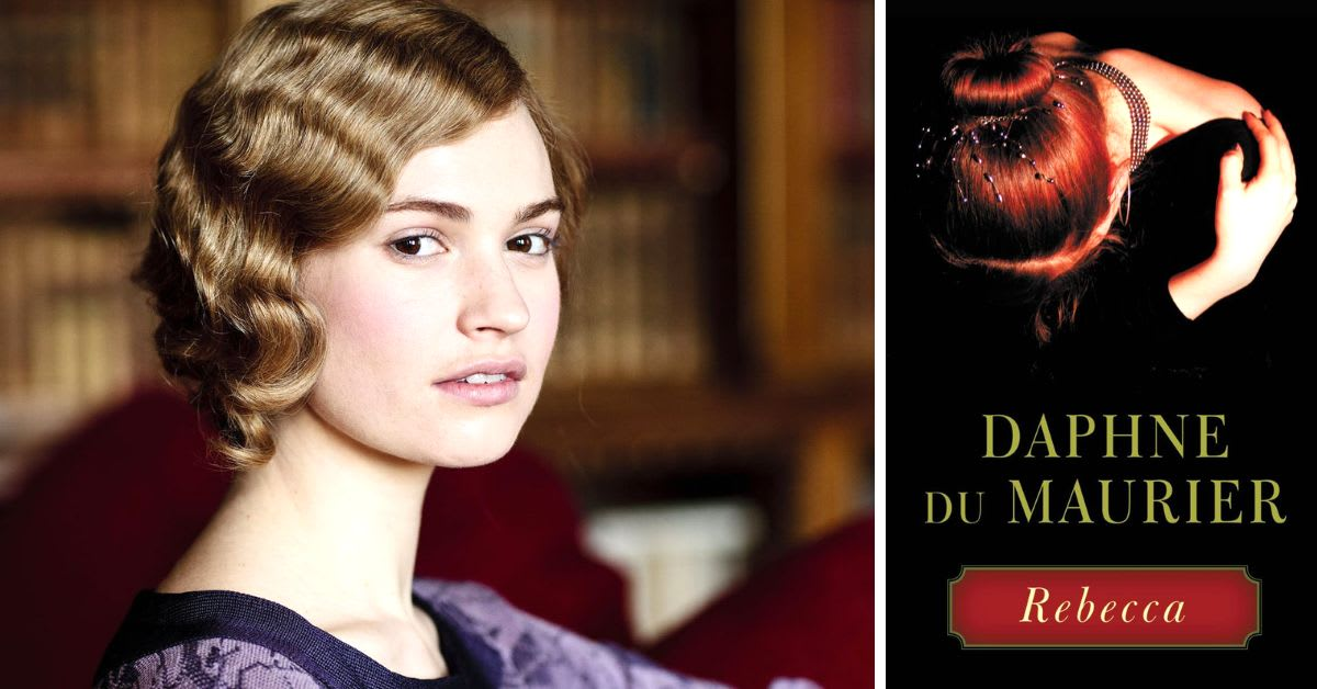 Image result for rebecca daphne maurier movie