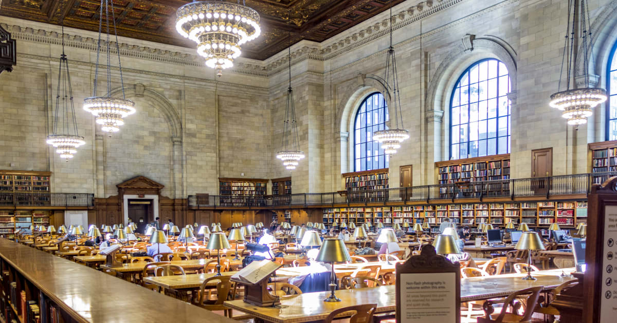The New York Public Library Just Shared Its Most Checked Out Books of All Time